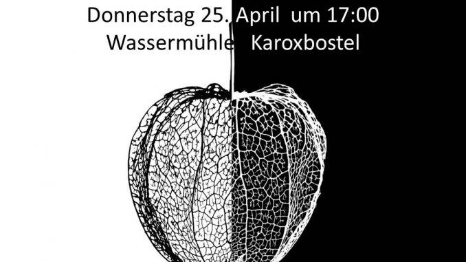 Gründungsversammlung 27. April