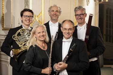Bläserquintett der Symphoniker Hamburg