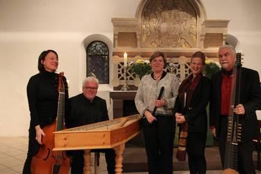"""Ensemble für Alte Musik """"Luft, Holz und Eisen"""""""