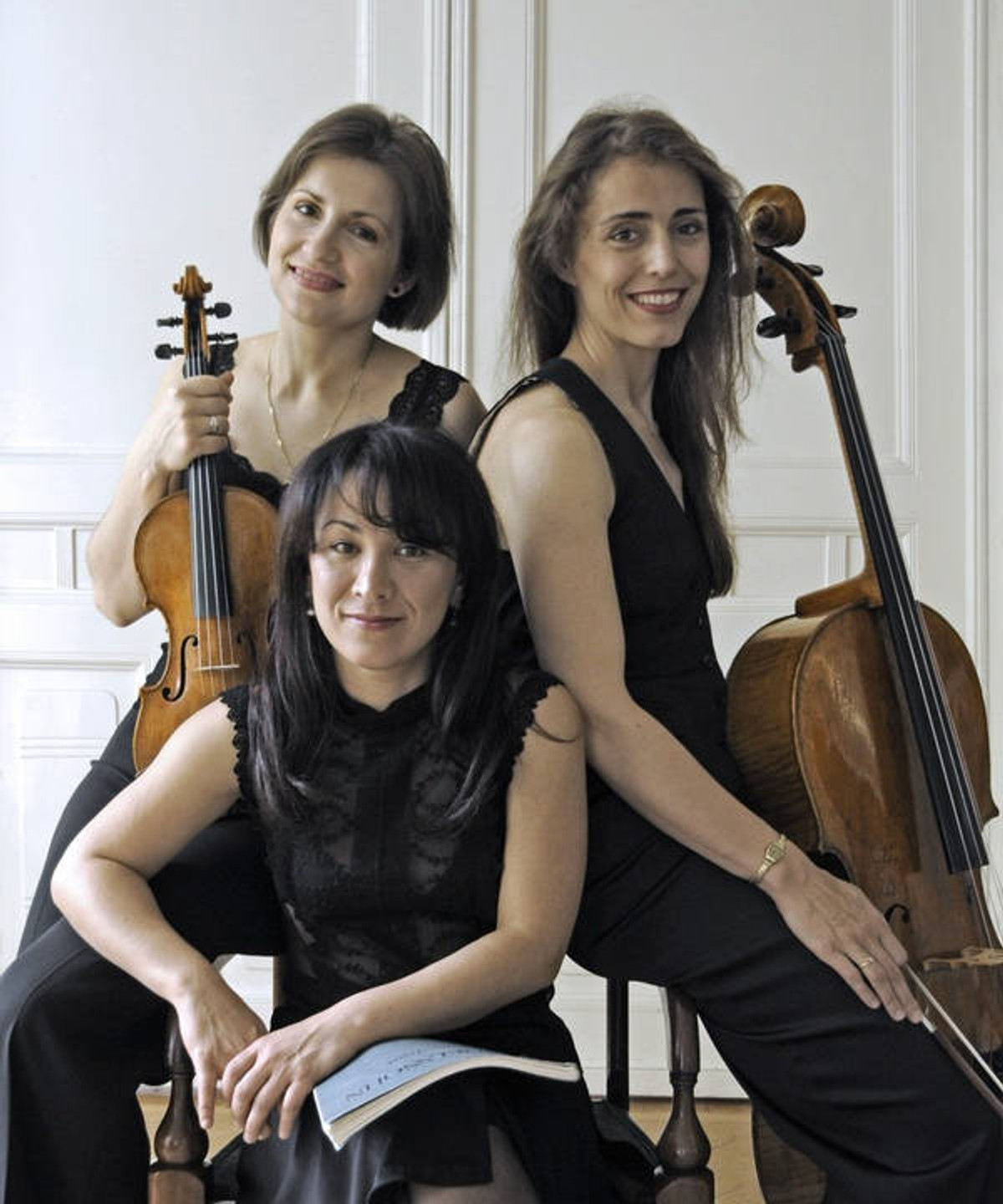 EVRUS PIANO TRIO