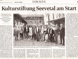 Kulturstiftung WA 29.04.19