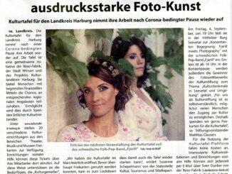 Mitreißender Folk-Pop trifft auf ausdrucksstarke Fotos